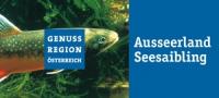 Logo Genuss Region Ausseerland Seesaibling