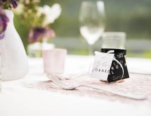 Kleine Hochzeitsgeschenke für die Gäste.