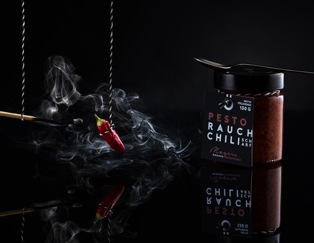 Pesto Rauch Chili Scharf