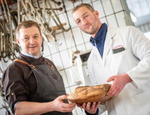Lieferant für Genuss am See: Fleischerei Zauner