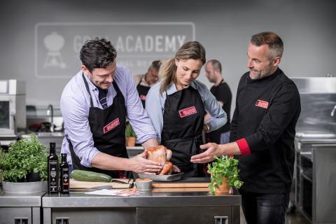 Weber Grill-Academy